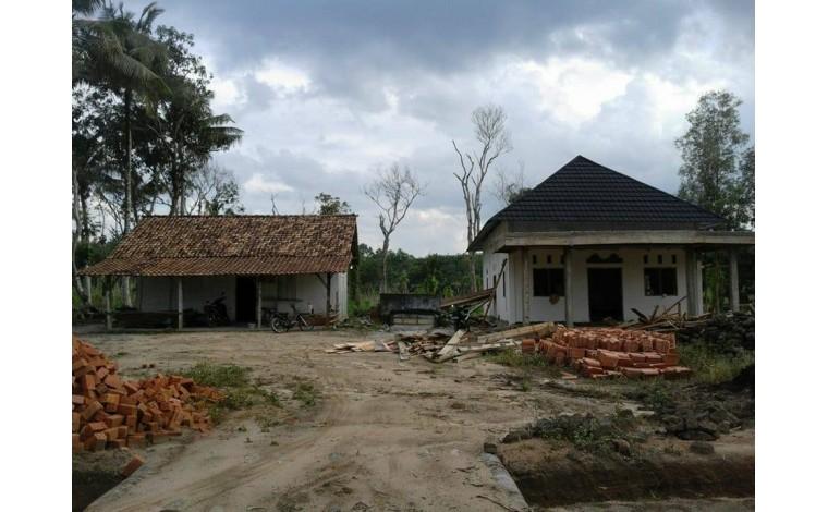 Dana Bangun Kuti dan Jembatan Vihara Desa Lampung