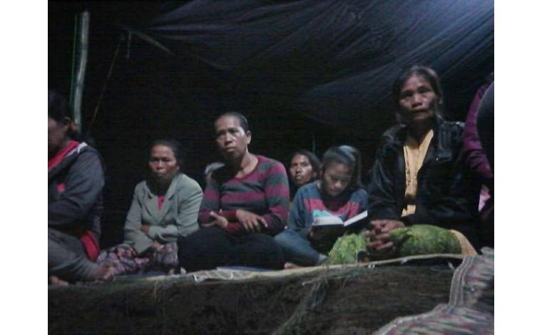 Dana Hadiah Waisak Baju Baru Di Pelosok Gunung Merbabu