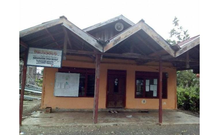 Dana Pembangunan Vihara Desa di Toili Barat