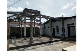 Pembangunan Kuti Bhikkhu dan Pendopo di Vihara Setiya Dana