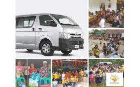 Dana Kendaraan untuk Kegiatan Kebajikan