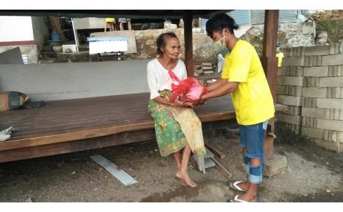 Dana Peduli Kasih Corona Untuk Umat Yang Kurang Mampu