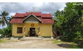 Dana Pembangunan Pagar Vihara Brahma Metta