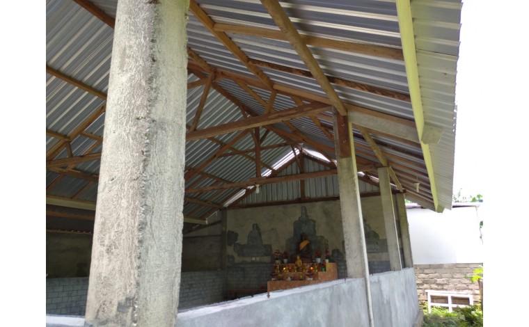 Dana Bangun Bale Banjar Desa Bentek