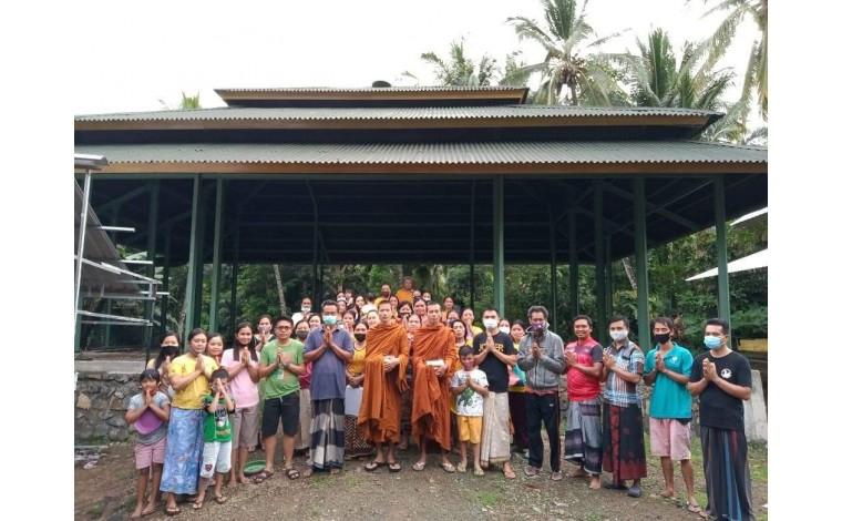 Dana Pengerjaan Jendela, Pintu dan Reiling Vihara Lombok