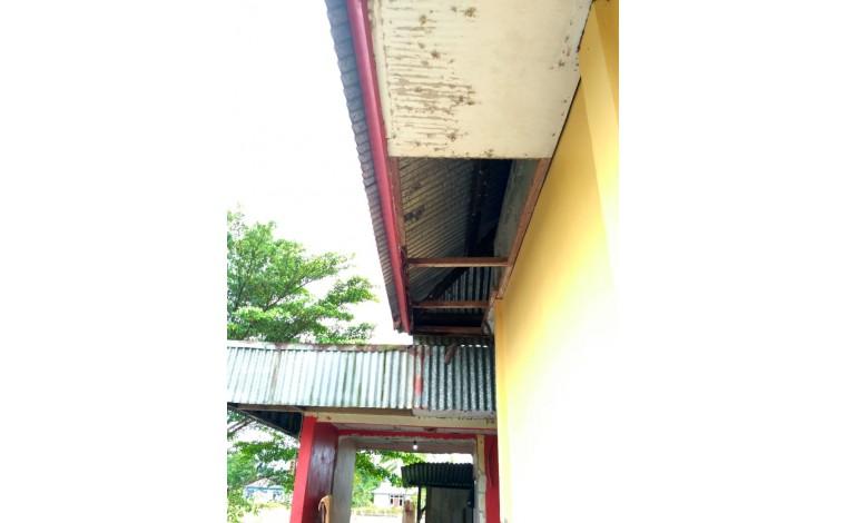 Dana Renovasi Vihara Sinar Dharma Papua